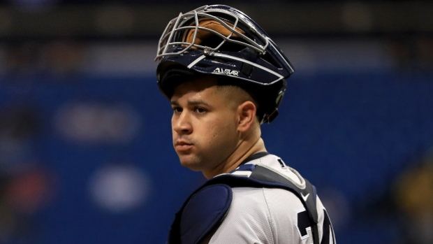 Yanks' Boone: Sanchez an 'excellent' catcher - TSN