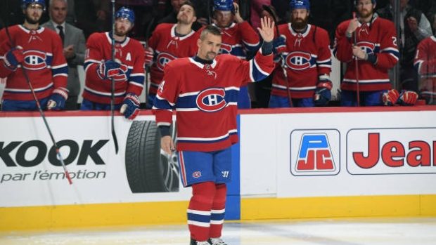 End Of An Era. Plekanec Bought out By Canadiens