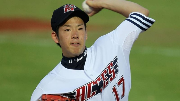 Japanese star lefty Kikucki available to MLB teams