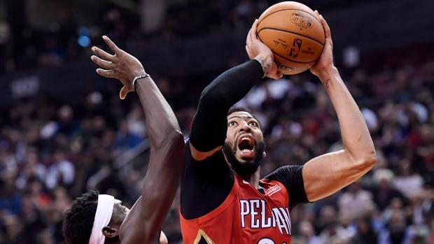 559ce628f Pelicans down Raptors