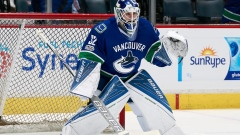 Richard Bachman Canucks