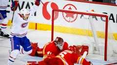 Lehkonen nets winner as Canadiens score twice in third period to rally past Flames Article Image 0