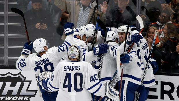 Maple Leafs complete California sweep for first time since 1995 - TSN.ca aa850f3a1