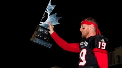 Stampeders return to Grey Cup game with 22-14 win over Blue Bombers Article Image 0