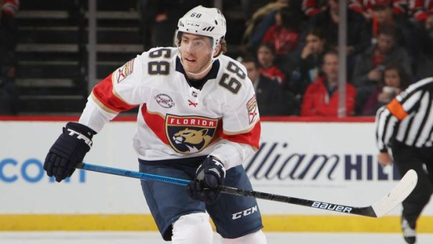Florida Panthers forward Mike Hoffman remains perfect fit for Edmonton Oilers - TSN.ca