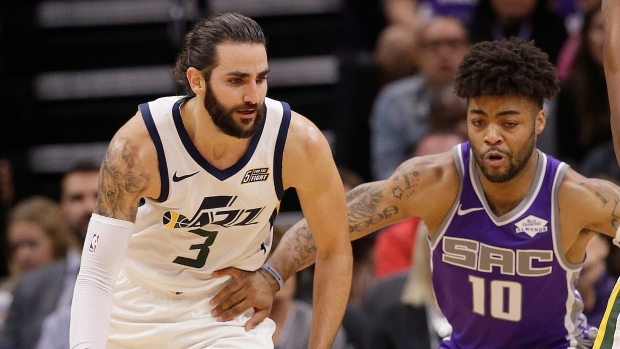 e165d0c41b9 Rubio gets Jazz off and running in win over Kings - TSN.ca