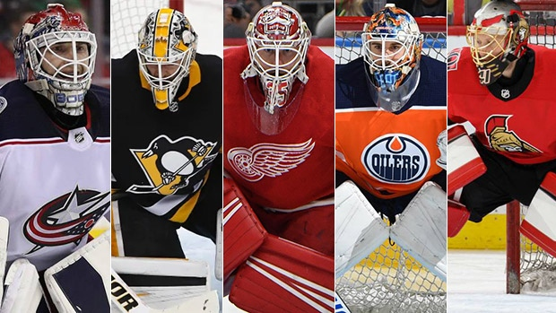 TradeCentre: Goalies on the move?