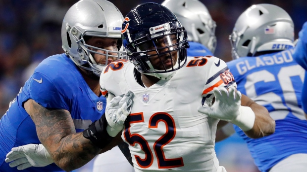 NFC North champion Bears look to keep rolling in playoffs - TSN.ca 50ba667e4