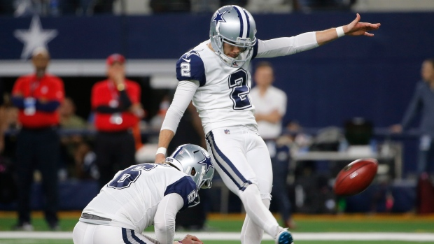 Dallas Cowboys end Brett Maher era, sign Kai Forbath