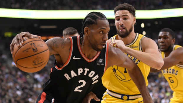 Tsn Rewind Looking Back At The Toronto Raptors Golden State Warriors This Season Tsn Ca