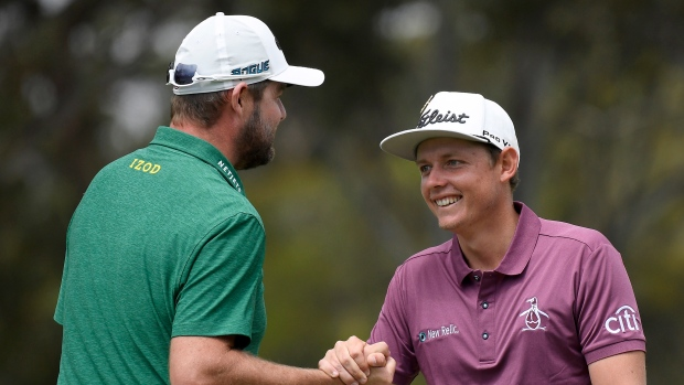 Marc Leishman Cameron Smith