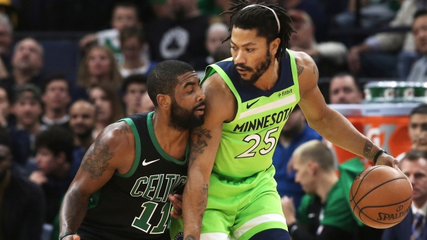 08941e141c46 Hayward s 30 points help Celtics beat T-Wolves - TSN.ca
