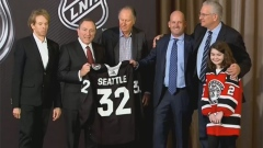NHL announces Seattle expansion