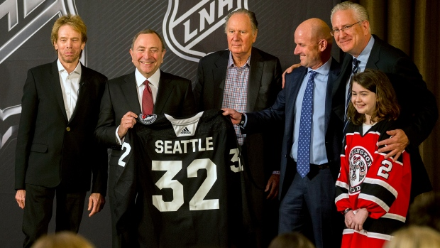 Seattle Nhl Franchise To Have Ahl Affiliate In Palm Springs Tsn Ca