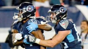 Fantasy football waiver wire: Dobbins, Davis among top pickups
