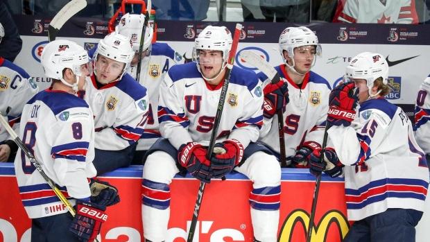 Usa Hockey Announces Wjc Preliminary Roster Tsn Ca
