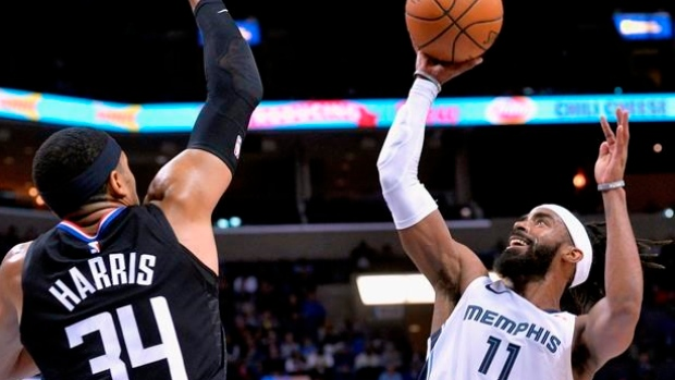 Conley, Green lead Grizzlies past Clippers 96-86 Article Image 0