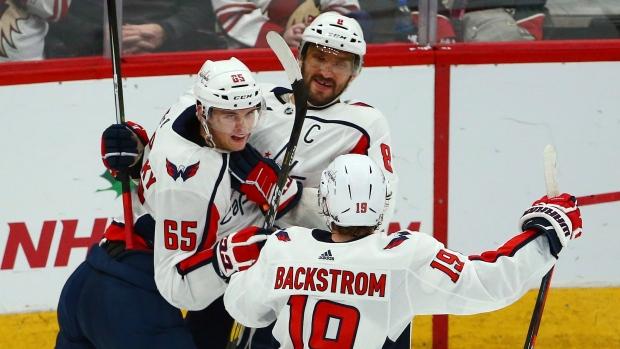Burakovsky s goal sends Capitals to win over Coyotes - TSN.ca 82d8a36e2fd