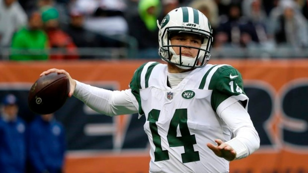 New York Jets' Sam Darnold enters 2nd NFL season with room