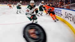 Draisaitl, McDavid help Oilers pound Wild 7-2 Article Image 0