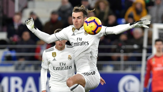 Huesca v Real Madrid: 09 December 2018