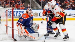Koskinen notches third shutout, McDavid gets winner as Oilers blank Flames 1-0 Article Image 0