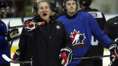 Coach Hunter wants up-tempo Team Canada as world junior squad hits ice Article Image 0