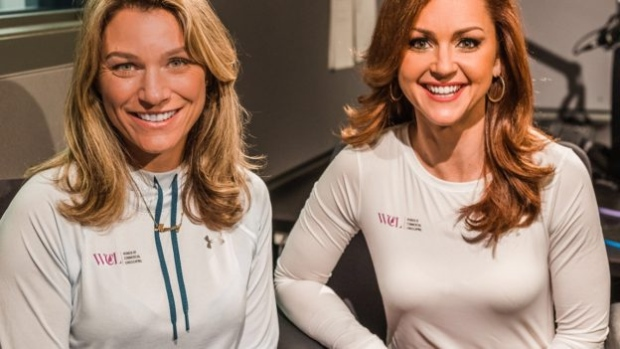 Kate Beirness And Cheryl Pounder Support Female Empowerment With Her Mark Podcast Tsn Ca