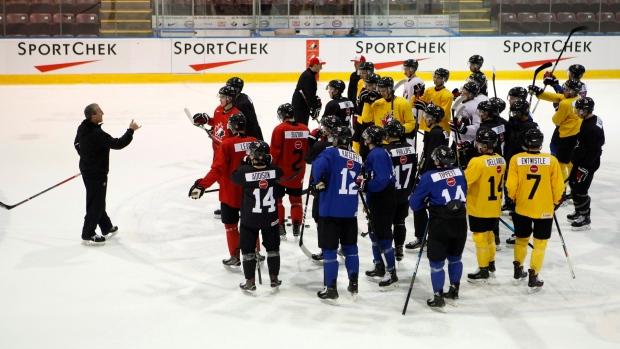 2019 Canada World Juniors Roster Tsn Ca