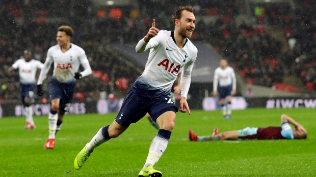 Christian Eriksen's departure could see Giovani Lo Celso flourish at Tottenham