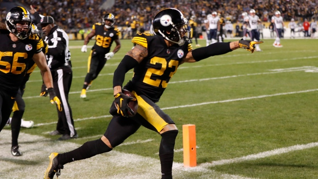 6ff23601a Steelers defence comes up big while finally stopping Pats - TSN.ca