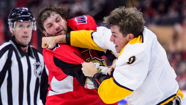 Ryan Gives His Side Of Surprising Fight With Turris Tsn Ca
