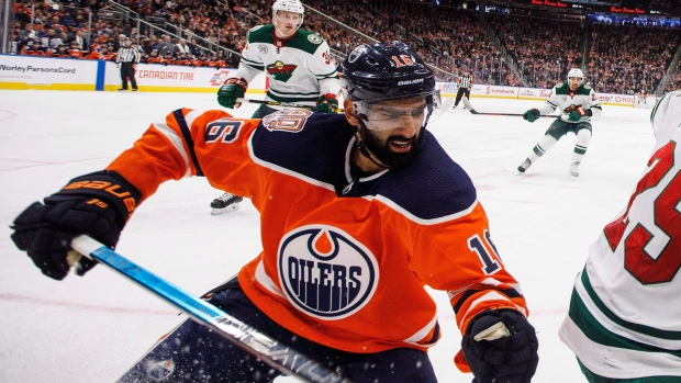 Khaira to have hearing for actions in Oilers game against Blues