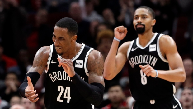2059a810f Rondae Hollis-Jefferson and Spencer Dinwiddie