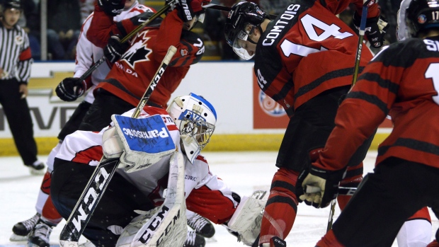 I Hope This Is Our Worst Game Canada Edges Switzerland In Wjc Tune