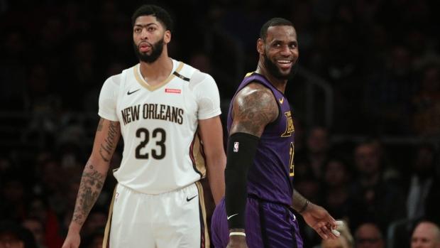 19e896ecfd3d LeBron James and Anthony Davis
