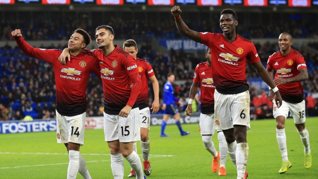 Marcus Rashford sends Ole Gunnar Solskjaer warning after Cardiff rout