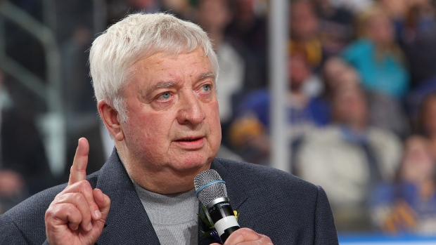 Jeanneret 'doing well' after being hospitalized