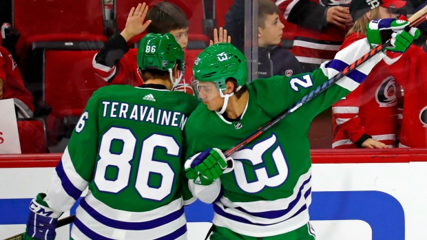 Hurricanes top Bruins on Whalers Night - TSN.ca db30fe699