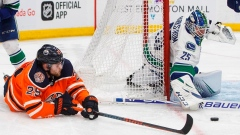 Canucks score four goals on first six shots to cruise past Oilers for 4-2 win Article Image 0