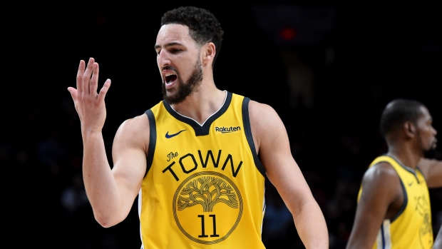 buy popular 17add 8c8c2 Golden State Warriors star Klay Thompson adds meditation to ...