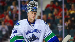 Thatcher Demko Canucks
