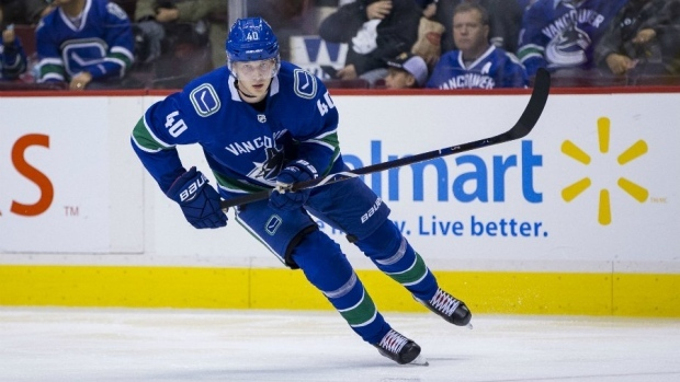 c5b7eea6d24 Canucks 'hopeful' injured star rookie Pettersson will be back soon ...