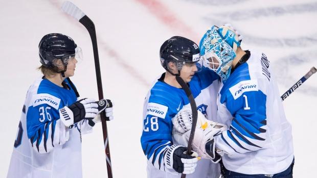 Finland Eliminates Canada On Utunen S Ot Winner Tsn Ca