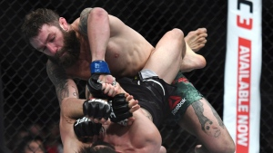 Report: Luque - Chiesa welterweight bout added to UFC 265 card