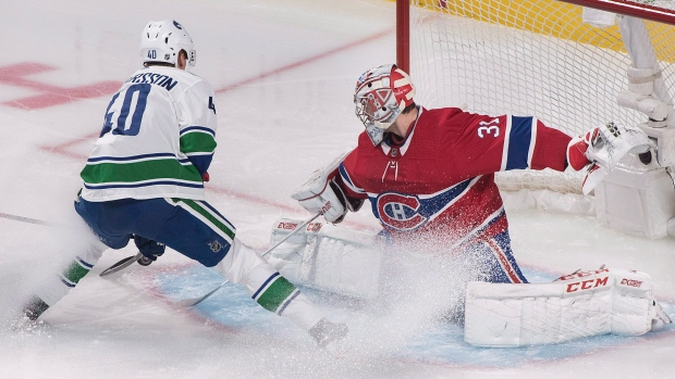 Maple Leafs snap mini-slide as Canucks get blanked yet again