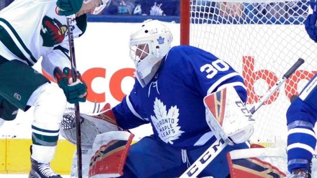 Hutchinson will start for Maple Leafs against Canucks - TSN.ca 916c78ad6
