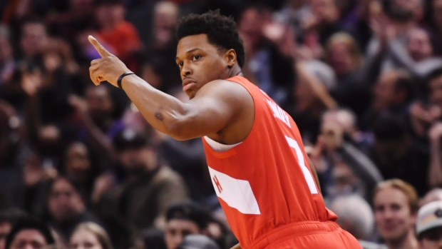 Leonard out, Lowry in vs. Pacers