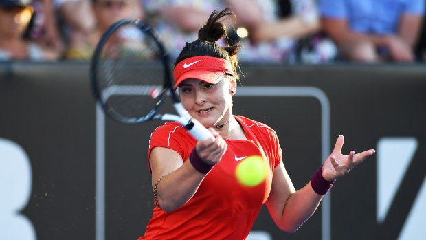 Goerges beats Andreescu to win ASB Classic - 1/6/2019 3:59:59 AM