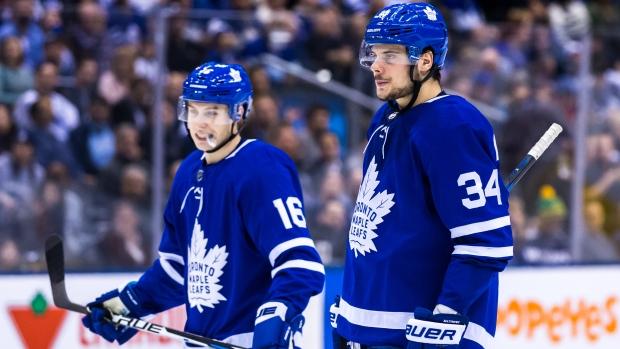 ddda05dfbdd Ice Chips  Leafs unite Marner and Matthews - TSN.ca